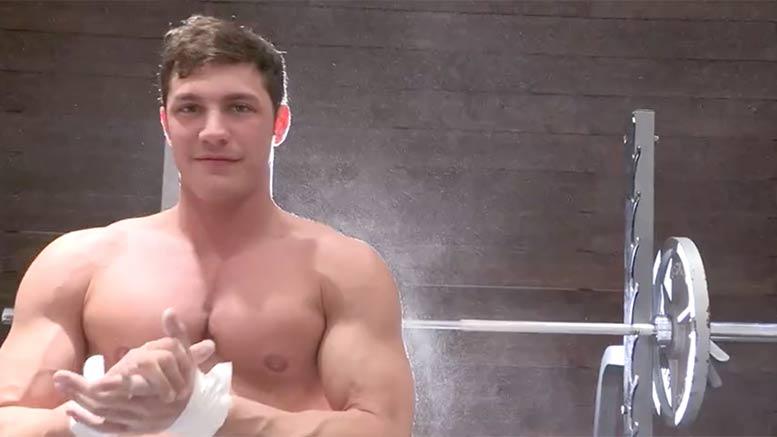 Model Spotlight on Sean Cody's Brandon | WAYBIG